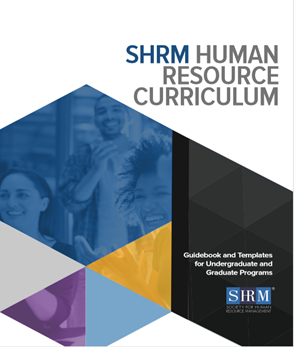 SHRM Human Resource Curriculum