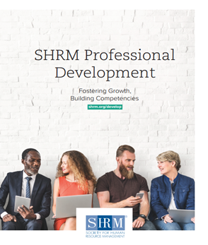 SHRM Professional Development Catalog