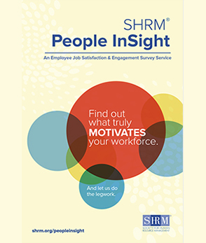 People InSight Employee Survey Brochure